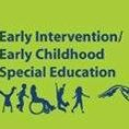 Early Intervention Early Childhood Special Education